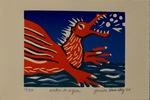 Water Dragon by Janice Van Hoy