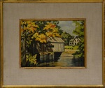 Covered Bridge by Warren
