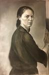 Self Portrait by Margaret Harris