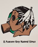 A Pawnee Boy Named Sioux by Bunky Echo-Hawk