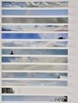 Shared Skies (13 Global Skies) VIII by Kim Abeles