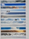 Shared Skies (13 Global Skies) VII by Kim Abeles
