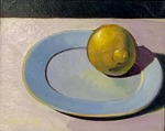 Still Life with Lemons by Ernest Cialone