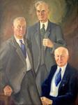 Portrait Group by Henry J. Tanous