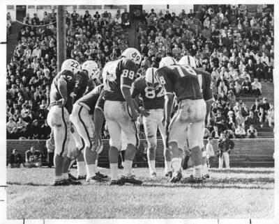 1964 Und Football Team By University Of North Dakota