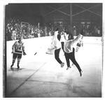UND Hockey Cheerleaders