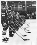 Lined Up for the Anthem