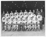 1967-68 UND Hockey Team