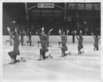 1968-69 UND Hockey Cheerleaders