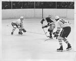 1968-69 UND Hockey in Action