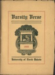 Varsity Verse: a Selection of Undergraduate Poetry Written at the University of North Dakota