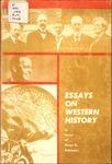 Essays on Western History in Honor of Elwyn B. Robinson