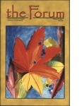 The Forum: Fall 2001 by Stephanie Rollefson, Rosy Esberg, Kelly Jane Swenseth, Cheri Olafson, Jason Signalness, Casey Maureen Gordon, Erin McCleary, Poppy Fowler, Beth Eslinger, Katie Zejdlik, and Christopher Pieske