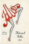 Flickertail Follies, 1955