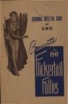 Flickertail Follies, 1947