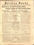 Flickertail Follies, 1930