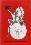 Flickertail Follies, 1935