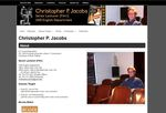 Christopher Jacobs (Emeritus) Faculty Website by Christopher Jacobs